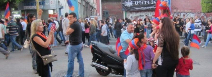 Armenians from Turkey: From silence in Istanbul to cultural production in Beirut