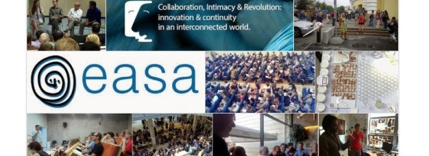 Conference chat: Revolution and collaboration at the EASA Conference 2014