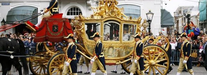 Hysterical Heritage? Reflections on the Dutch King's Golden Carriage
