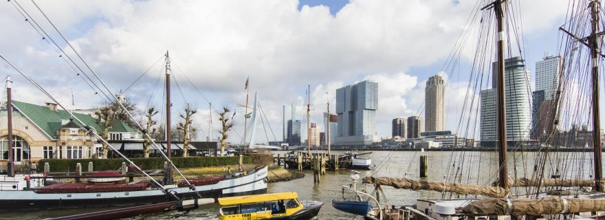 Port cities as hubs of diversity and inclusivity: The case of Rotterdam