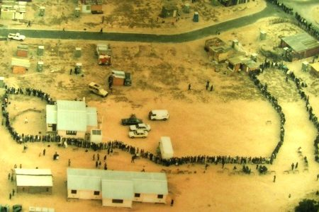 3 crucial issues in the upcoming South African elections