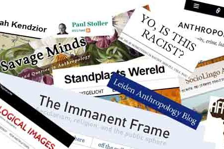 What's on your anthropological blog roll?