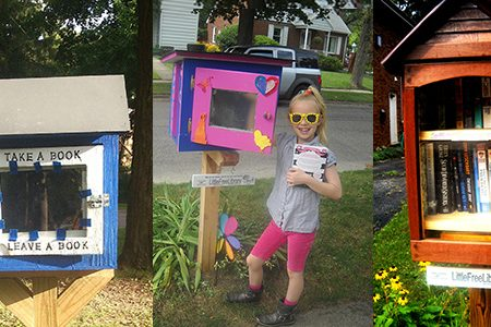 Little Free Libraries: Anthropology on the Front Lawn