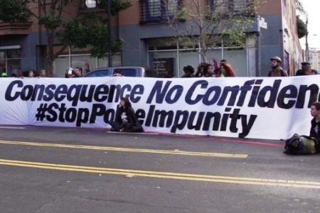 Confrontational Self-Organization: Some Reflections from Oakland and San Francisco