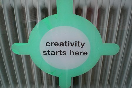 The peculiar case of (non) creativity