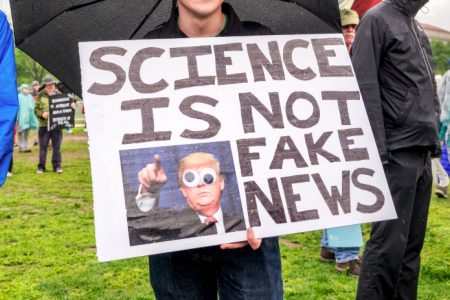 Positioning Science: Post-Truth, Back to the Facts, or Morality?