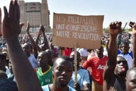Revolutionary times in Burkina Faso