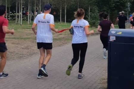 Understanding blind running through participant sensation