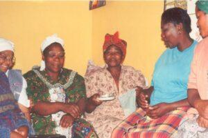Umgalelo Grandma Doris and her neighbours