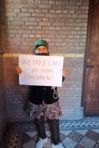 We take care of your children Blog 1